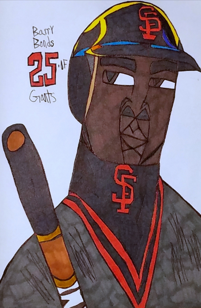 Barry Bonds par armattock